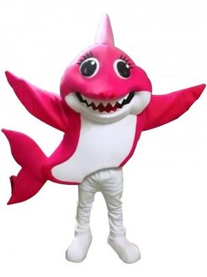 PinkFong Rose Mommy Baby Shark Disfraz de mascota