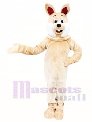 Conejo Marrón Conejo de Pascua Disfraz de mascota