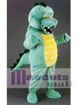 Cocodrilo Mimoso Disfraz de mascota