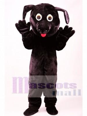Perro labrador negro Disfraz de mascota