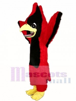 Gran cardenal rojo Disfraz de mascota
