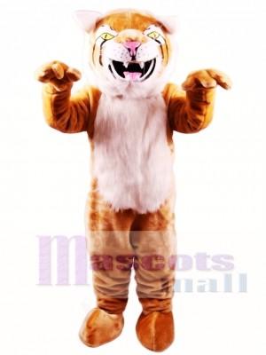Gato montés Disfraz de mascota