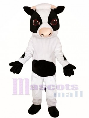 Vaca lechera Disfraz de mascota