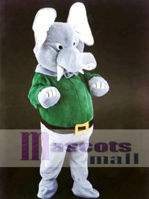 Elefante Disfraz de mascota