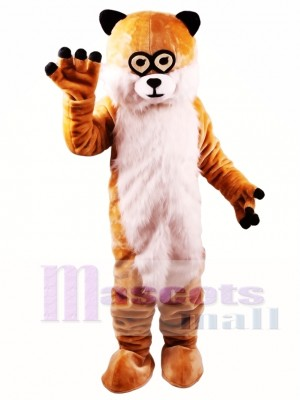 Suricata animal realista lindo Disfraz de mascota