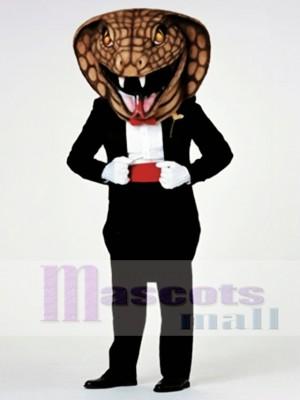 Caballero Cobra Serpiente Disfraz de mascota