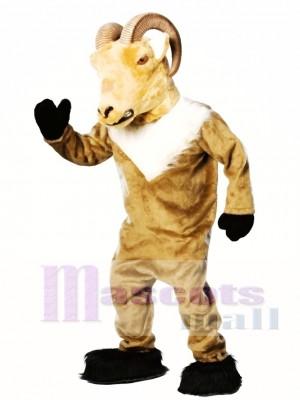 Super Carnero adulto Disfraz de mascota
