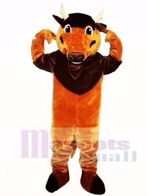 Buddy Buffalo Disfraz de mascota