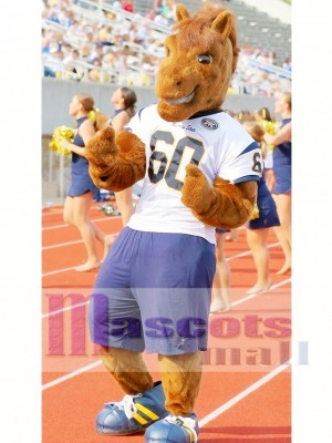 Deporte Murray State Racers Dunker the Horse Disfraz de mascota