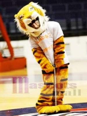 Tigre feliz Disfraz de mascota