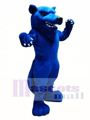 Lobo Azul Disfraz de mascota