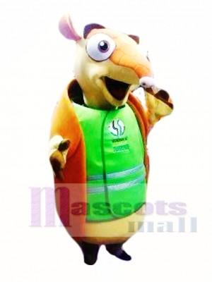 Armadillo Disfraz de mascota