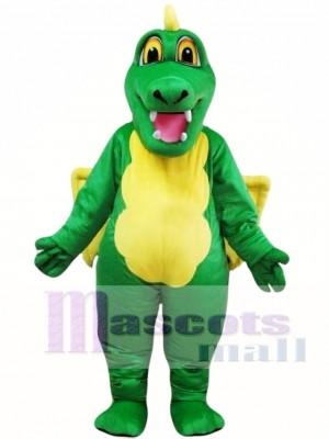 Dragón Mosca Verde Adulto Disfraz de mascota