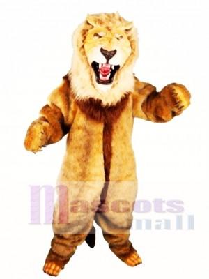 León animal de alta calidad Disfraz de mascota