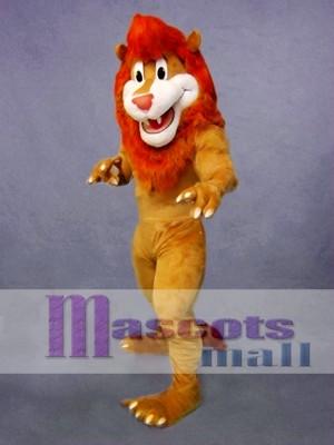 León lindo Disfraz de mascota