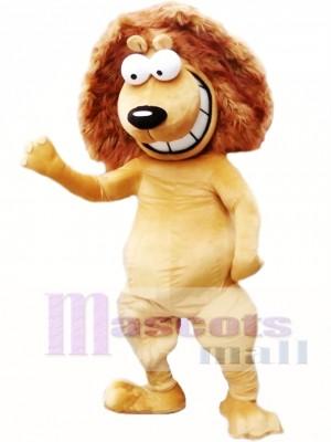 León feliz Disfraz de mascota