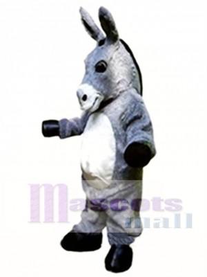 Burro gris Disfraz de mascota