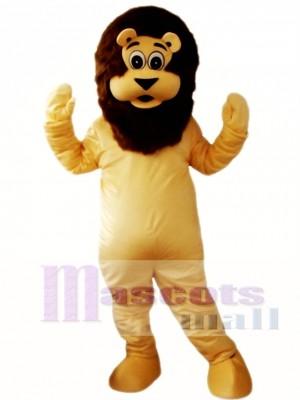 León de dibujos animados Disfraz de mascota