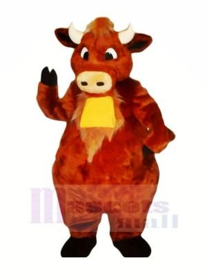 Buffalo de la mejor calidad Disfraz de mascota