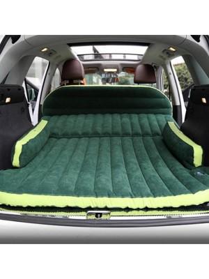 Colchones de aire inflables Cama de dormir Alfombrilla para asiento trasero de SUV