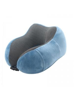 Reposacabezas de almohada de viaje de doble cara