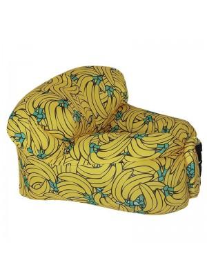 Sofá al aire libre inflable patrón de frutas