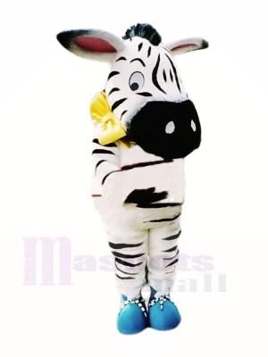Pequeña cebra linda Disfraz de mascota