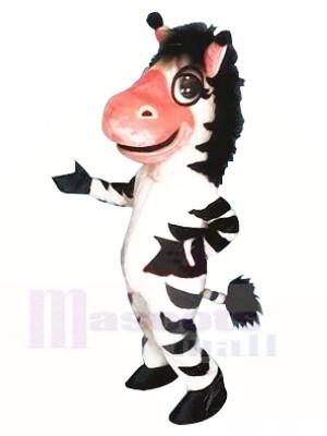 Cebra linda Disfraz de mascota