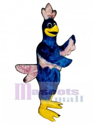 Avestruz cómico lindo Disfraz de mascota