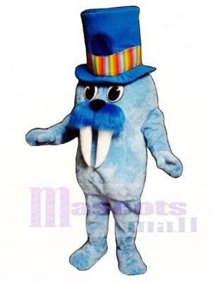 Linda morsa loca Disfraz de mascota
