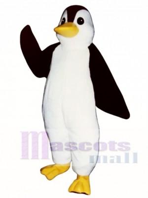 Lindo pingüino juguetón Disfraz de mascota
