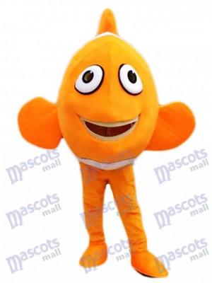 Buscando a Nemo Pez Payaso Ocellaris Naranja Disfraz de mascota Dibujos animados