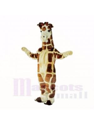 Jirafa de alta calidad Disfraz de mascota