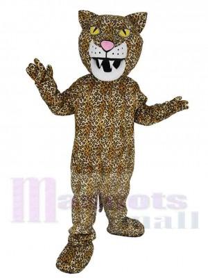 Intenso Jaguar Pantera Disfraz de mascota Animal