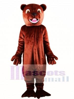 Barney Castor Disfraz de mascota