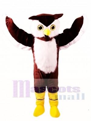 Búho Ollie Disfraz de mascota