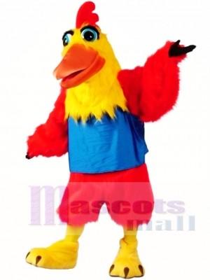 Gallo de alta calidad Disfraz de mascota