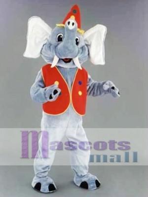 Elefante árabe Disfraz de mascota