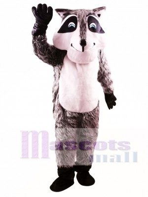 Ricky Mapache Disfraz de mascota