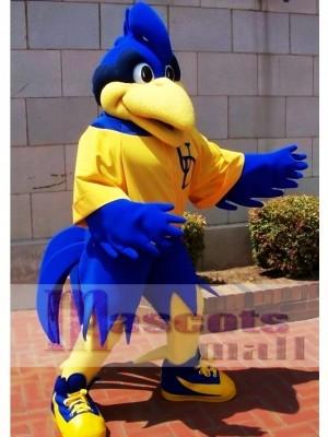 Movimiento Blue Rooster Big Bird Disfraz de mascota