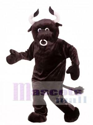 Toro de peluche adulto Disfraz de mascota