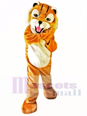 Tigre encantador Disfraz de mascota