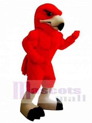 Poderoso Halcón Rojo Disfraz de mascota