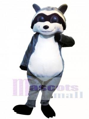 Animal lindo mapache Disfraz de mascota