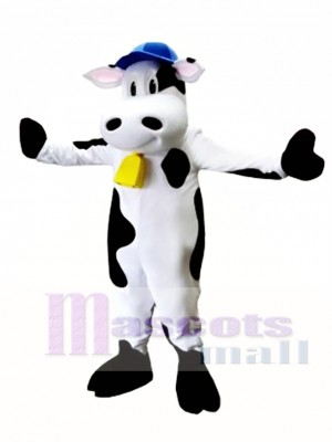 Vaca nueva Disfraz de mascota