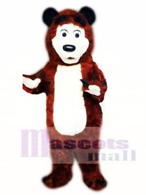 Personaje de oso Disfraz de mascota