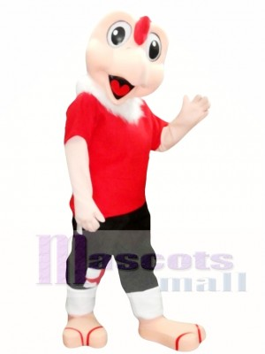Cóndor Buitre Americano Disfraz de mascota