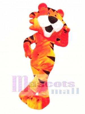 Tigre de jambi Disfraz de mascota