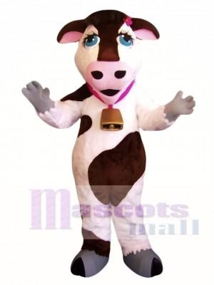 Vaca linda Disfraz de mascota