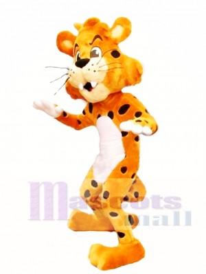 Lindo jaguar Disfraz de mascota